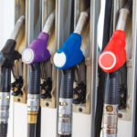 Petrol Pump Header